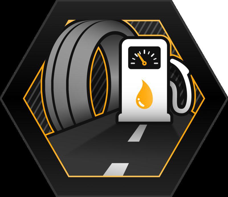 Máxima eficiência de combustível