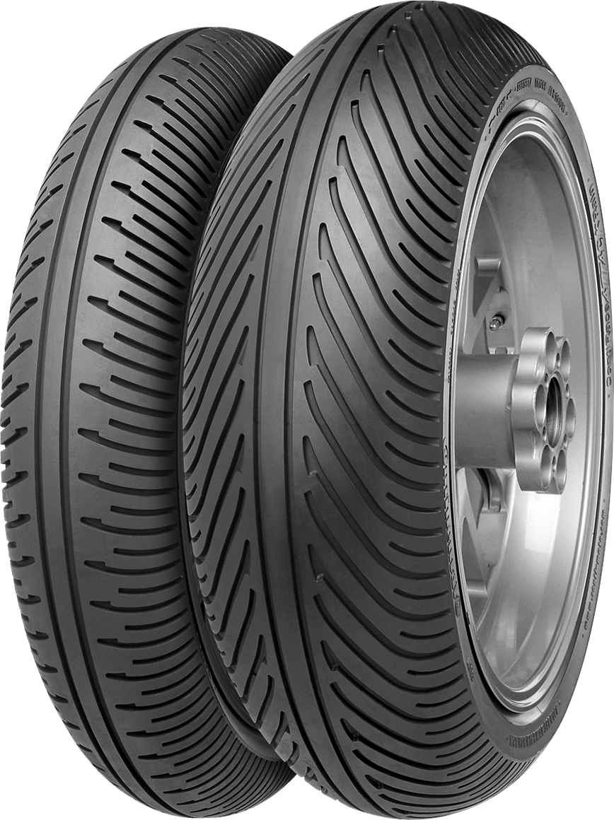 Continental Motorcycle Tires Contiraceattack Rain