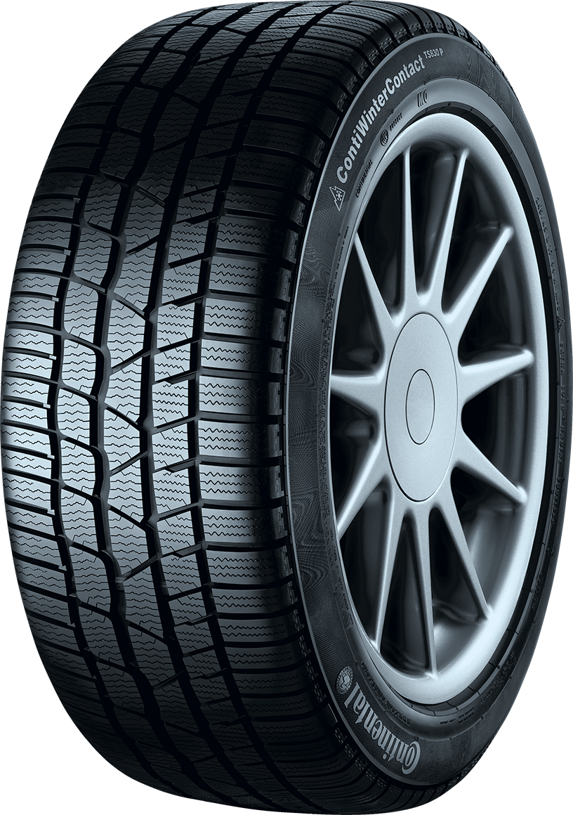 Contiwintercontact Ts 830 P Winter Safety For High Performance Vehicles Continental