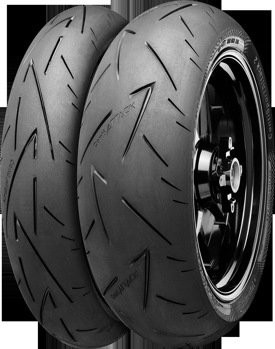 Continental Motorcycle Tires ContiSportAttack 2