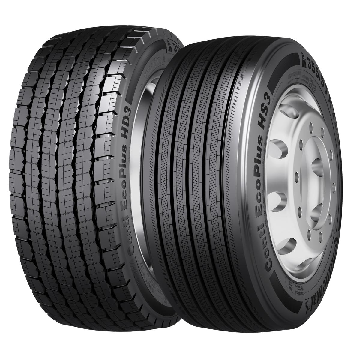 Rojas Auto Group >> Conti EcoPlus HD3: Neuer Niederquerschnittsreifen mit ...