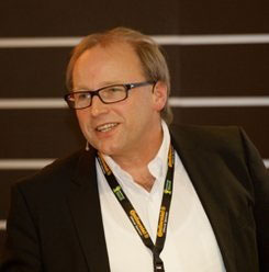 Burkhard Wies, responsabile della divisione Tire Line Development di Continental
