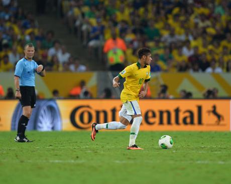 FIFA World Cup 2014™: in Brasile Continental è stato un giocatore di grande visibilità