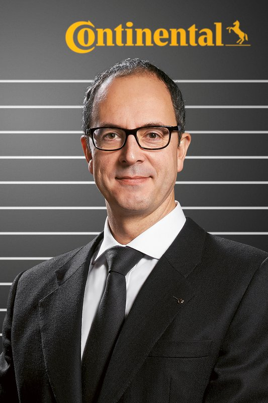 Barry Guildford, director de Ventas de Neumáticos de camiones de la región EMEA