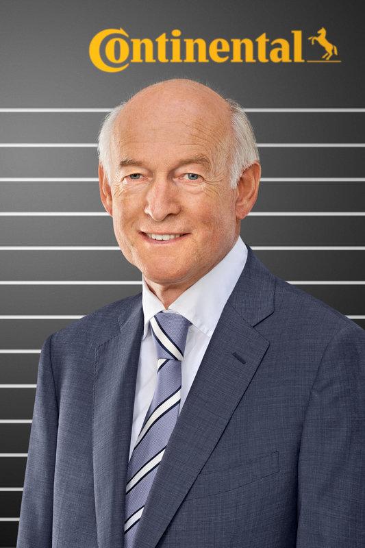 Herbert Mensching, director de Proyectos estratégicos de Neumáticos de camiones de la región EMEA