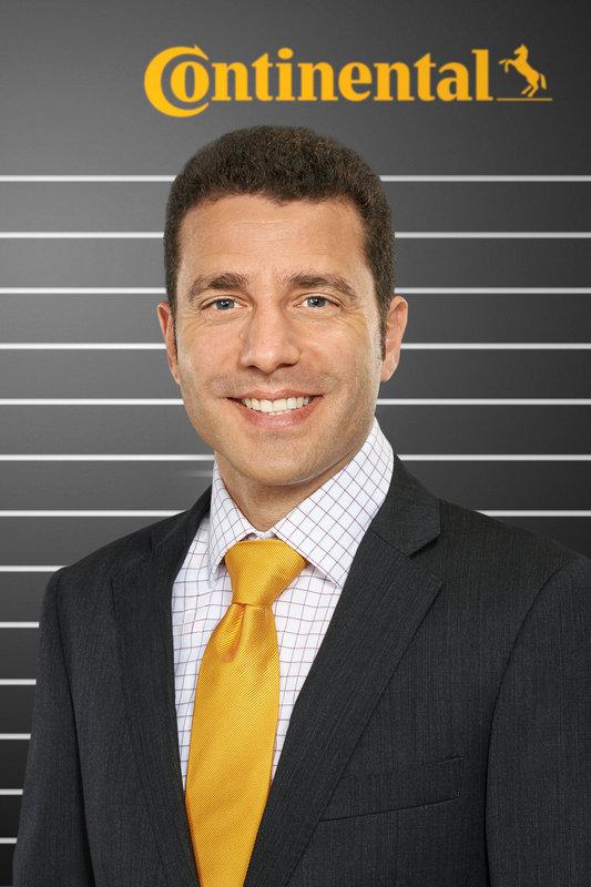 Hartwig Kühn, director de ContiPressureCheck en Continental Hannover