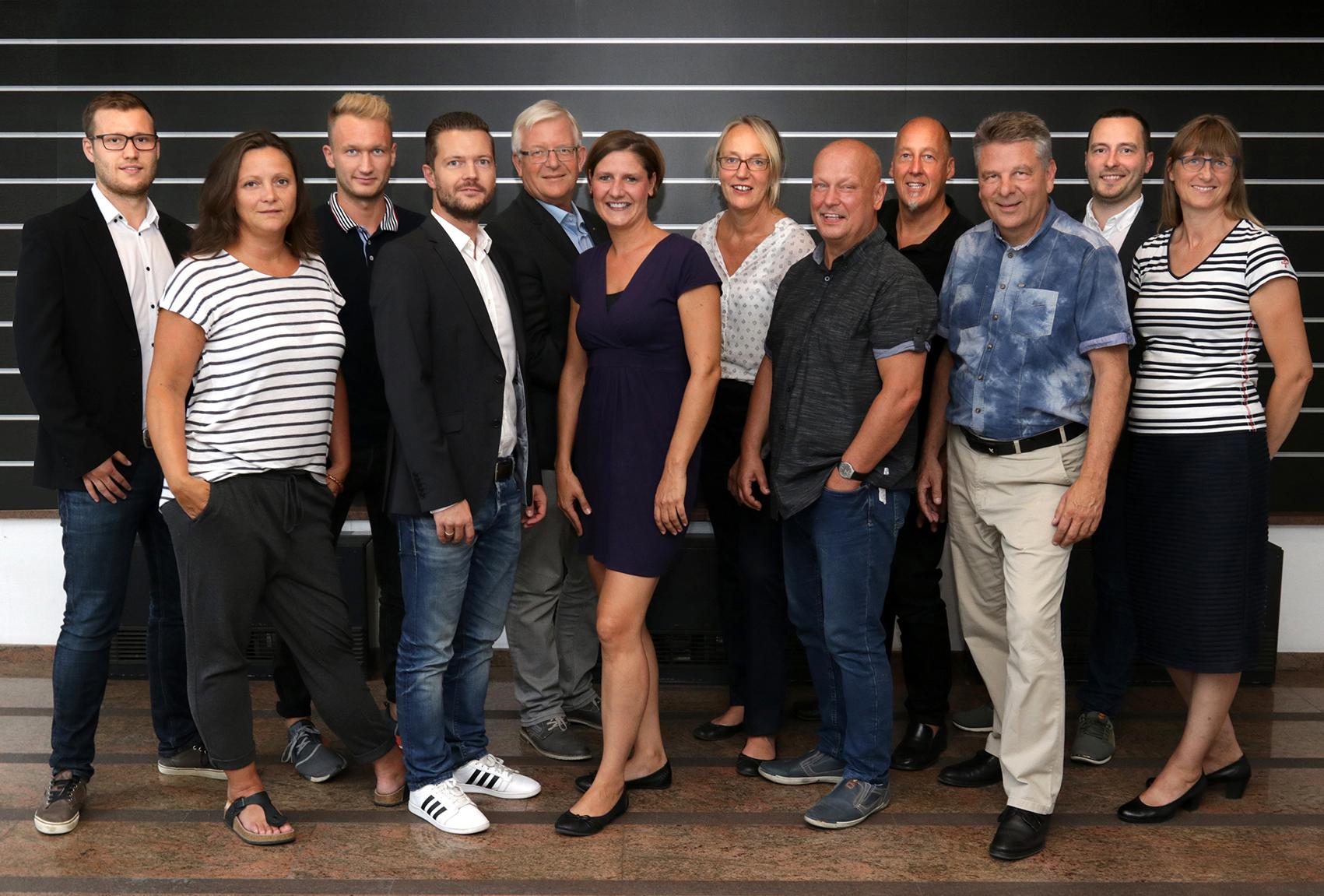 Team Handel Retail Tagesgeschäft