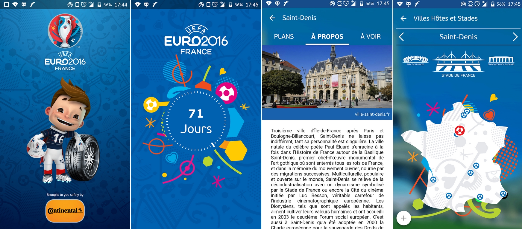 Continental UEFA EURO 2016™ Fan Guide