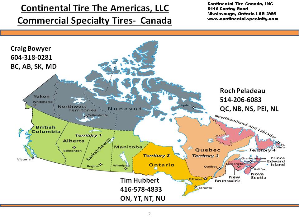 Canada markets