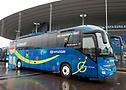 UEFA Euro Llantas Continental Autobus Alemania