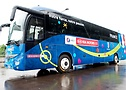 UEFA Euro Llantas Continental Autobus Francia