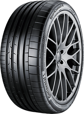 SportContact™ 6 tyre image