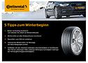 Zu Winterbeginn müssen Fahrzeughalter beim Reifenkauf viel beachten.