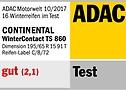 Continental-Winterreifen-WinterContact-ts850-test-ADAC