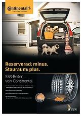 Broschüre SSR-Reifen von Continental