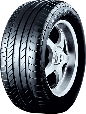 Conti4x4SportContact tyre image