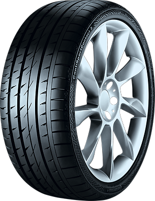 ContiSportContact™ 3 tyre image