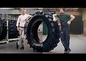 Vídeo de neumáticos agrícolas de Continental