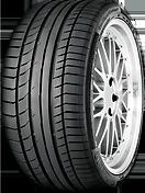 Llantas Continental ContiSportContact™ 5 P. Alto performance en su máxima expresión.