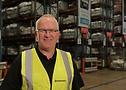 Gary Banks, Key Account Manager at Continental Tyre Group Ltd.
