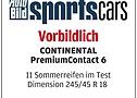 Testsiegel Auto Bild PremiumContact 6
