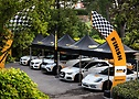 Continental Black Chili Driving Experience Competition