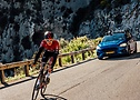 Geraint Thomas is a brand ambassador for Continental Tyres
