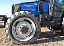 The British champion Peter Alderslade will compete on Continental Tractor85 tires for the first time.