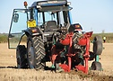 Peter will once again rely on his 2004 Valtra A95 and a Kverneland two-furrow reversible plough