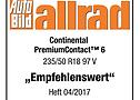 PremiumContact_AutoBild_Allrad_04_2017_SUV_Sommerreifentest%202017_Internetversion