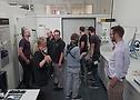 Hinter den Kulissen: Das Dreh-Team in der Forschung und Entwicklung Hannover