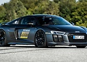 Klasen Motors, Audi R8 Biturbo: 220 mp/h or 355.4 km/h