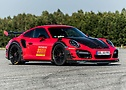 Techart, Porsche GT Street RS: 342.3 km/h