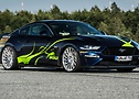 Wolf, Ford Mustang GT: 189 mp/h or 304.9 km/h