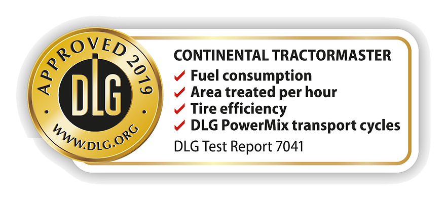 Continental TractorMaster - DLG-Test
