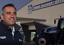 Simon Codemo - Proprietario di Codemo Machinery Service