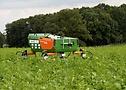 Il robot agricoltore: BoniRob è un robot che lavora autonomamente nei campi.
