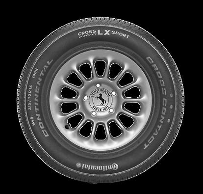 Pneu ContiCrossContact LX Sport