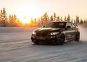 Enjoying the sunset in Finland: The Hamann BMW X4 M40i.