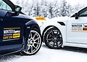 Face to face: The Seat Leon Cupra300ST 4drive, the Abt Audi RS3 on Continental wide tyres.