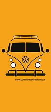 Continental Julian Montague Volkswagen T1