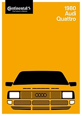 Continental Julian Montague Audi Quattro