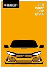 Continental Julian Montague Honda Civic Typre R