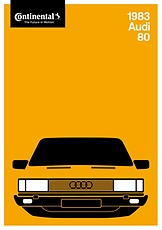 Continental Julian Montague Audi 80