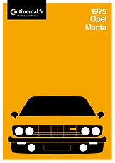 Continental Julian Montague Opel Manta