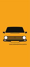 Continental Julian Montague Volkswagen Golf 1