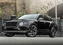 Bentley Bentayga Centenary Edition