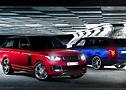 Range Rover Colour Change