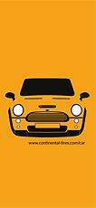 Continental Julian Montague BMW Mini