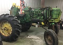 John Deere 4020 - Sleeping Beauty